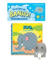 Livro - Edu, o Elefante -