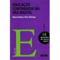 Livro - Educação continuada na era digital -