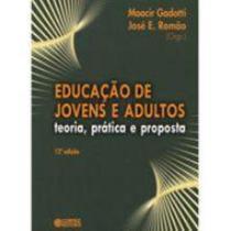 Livro - Educação de jovens e adultos -