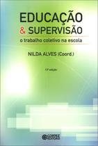 Livro - Educação e supervisão -