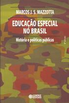 Livro - Educação especial no Brasil -