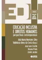 Livro - Educação inclusiva e direitos humanos -