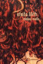 Livro - Efeito Lilith -