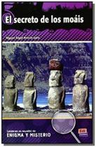 Livro - El secreto de los moais -