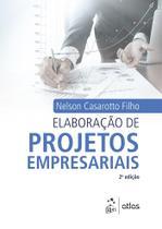 Livro - Elaboração de Projetos Empresarias -