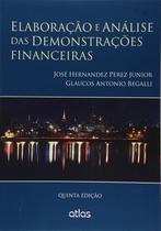 Livro - Elaboração E Análise Das Demonstrações Financeiras -