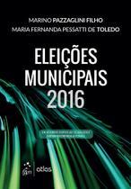 Livro - Eleições Municipais 2016 -