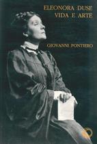 Livro - Eleonora Duse: vida e arte -