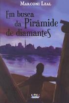 Livro - Em busca da Pirâmide de diamantes -