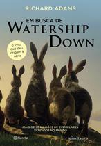Livro - Em busca de Watership Down - O livro que deu origem à série