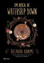 Livro - Em busca de Watership Down -