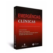 Livro - Emergências Clínicas - Peterlini   - Martinari
