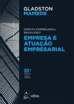 Livro - Empresa e atuação empresarial -