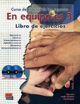 Livro - En equipo.Es - Libro de ejercicios 3 con cd (2) -