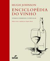 Livro - Enciclopédia do vinho - Vinhos, vinhedos e vinícolas -