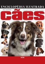 Livro - Enciclopédia ilustrada cães -