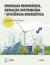 Livro - Energias Renováveis, Geração Distribuída e Eficiência Energética -