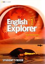 Livro - English Explorer 1 -