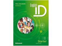 Livro English ID Starter Students Book - Workbook Paul Seligson e Ricardo
