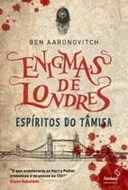Livro - Enigmas de Londres -