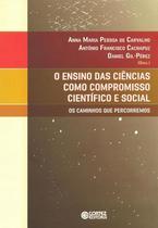 Livro - Ensino das ciências como compromisso científico e social -