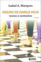 Livro - Ensino de dança hoje -