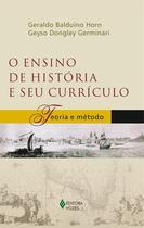 Livro - Ensino de história e seu currículo -