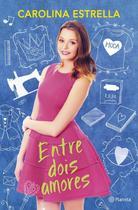 Livro - Entre Dois Amores -