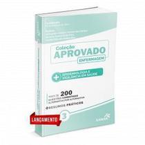 Livro Epidemiologia E Vigilância Em Saúde Cole Aprovado Enf - Sanar