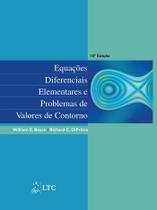 Livro - Equações Diferenciais Elementares e Problemas de Valores de Contorno -