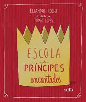 Livro - Escola de príncipes encantados -