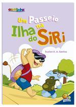 Livro - Escolinha Dias de aventuras - Na ilha do Siri -