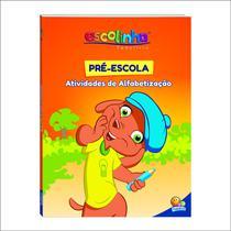 Livro - Escolinha Todolivro - pré-escola (educação infantil) -