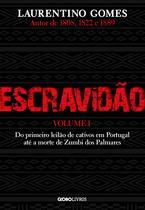 Livro - Escravidão – Vol. 1 -