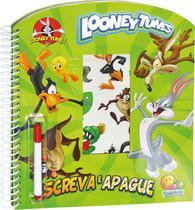 Livro - Escreva e apague licenciados: Looney Tunes -