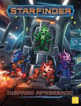 Livro - Escudo do Mestre + Aventura - Starfinder -