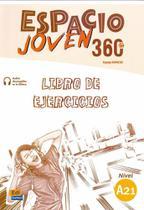 Livro - Espacio joven 360 A2.1 - Libro de ejercicios -