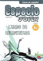 Livro - Espacio joven A1 libro de ejercicios -