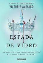 Livro - Espada de vidro -