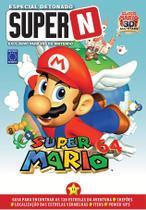 Livro - Especial Detonado Super N - Super Mario 64 -