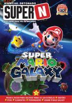Livro - Especial Detonado Super N - Super Mario Galaxy -
