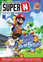 Livro - Especial Detonado Super N - Super Mario Sunshine -