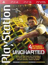 Livro - Especial PlayStation: Uncharted -