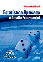 Livro - Estatística Aplicada À Gestão Empresarial -