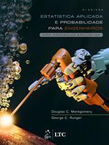 Livro - Estatística Aplicada e Probabilidade para Engenheiros -
