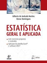 Livro - Estatística Geral e Aplicada -