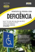 Livro - Estatuto da pessoa com deficiência -