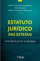 Livro - Estatuto jurídico das estatais -