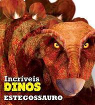 Livro - Estegossauro -