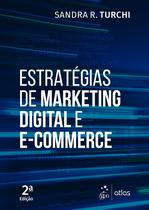 Livro - Estratégias de Marketing Digital e E-Commerce -